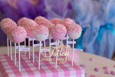 γλυκά βάπτισης :: γλυκά βάπτισης για κορίτσια :: POP CAKES PINK STAND Pop, Birthday, Cake, Sweet, Desserts, Candy, Tailgate Desserts, Popular, Birthdays
