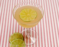 french gimlet recipe