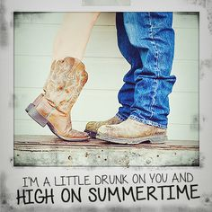 Express yourself with this High On Summertime Luke Bryan Quote graphic from Instagramphics!