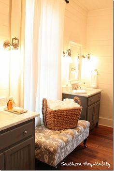 Southern Living Idea House, Senoia, GA | Southern Hospitality