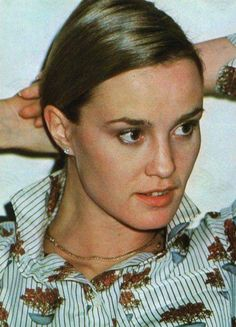Jessica Lange in 1977 Jessica Lange Young, Hollywood Actresses, Actors & Actresses, Shannen Doherty, Meryl Streep, Julia Roberts, Matthew Mcconaughey, Young Models, Celebrity Babies
