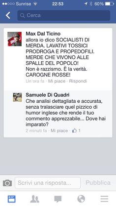 Carogne rosse! (Satira Ticino)