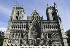 Google Image Result for http://image.shutterstock.com/display_pic_with_logo/57160/57160,1156239392,4/stock-photo-nidaros-cathedral-in-trondheim-norway-1723239.jpg