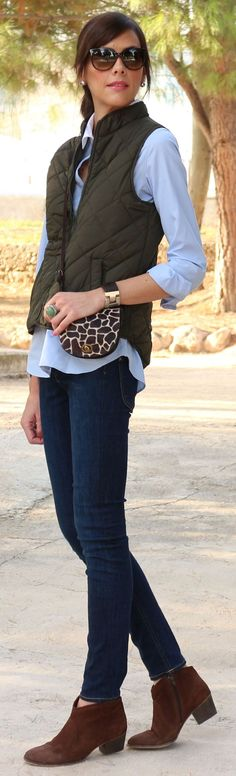 EstiloDF » ¡Únete a la moda de los chalecos!