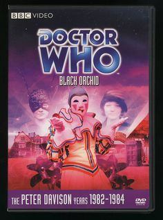 Doctor Who Black Orchid Story 121 DVD 2008 R 1 883929020058 | eBay