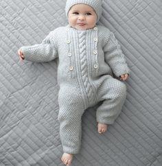 23 meilleures images du tableau Tricot   Baby knitting, Baby vest et ... b971205d927