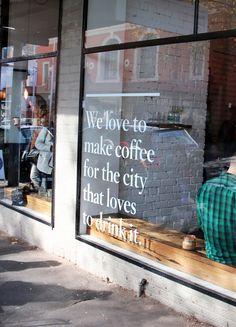 Market Lane Coffee Melbourne