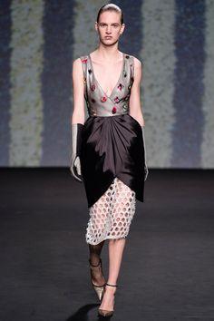 Fall 2013 Couture  Runway Christian Dior #PurelyInspiration #HauteCouture #Dior