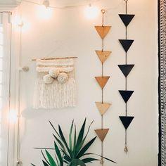 Prismatic Wall Hanging Decor