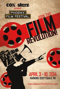 Film Festival Posters: Phoenix