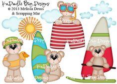 Fun In The Sun Bears