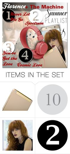 """""""What's Your Summer Playlist?"""" by barbarela11 ❤ liked on Polyvore featuring art"""