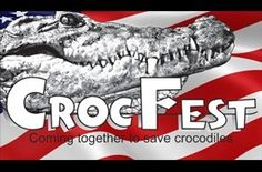 The eighth annual Christmas CrocFest will be on Saturday, December 2, 2017 at Crocodile Manor in Palm Bay, Florida.  http://wu.to/0JdJZk