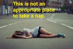 Appropriate place... #fun #sleeping #nap #photography #humor
