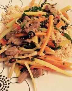 Rotwok Rootvegetable wok