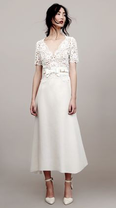Florence French Top | Kaviar Gauche Bridal Couture '15