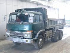 Fuso FV Dump Truck