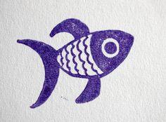 Stempel Fisch