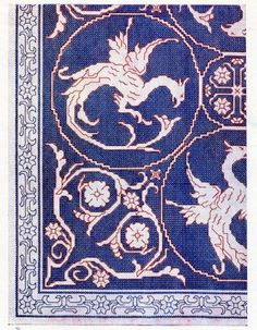 Assisi Embroidery Pattern Book: Ancient Italian Cross-Stitch Designs - Embroidery - Crafts & Hobbies - PDF Classic Books, Online Bookstore