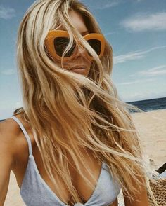 Think Your Hair Can't Be Tamed? Think Again! Everyone wants to have great looking hair, as a good set of locks can completely transform a person's appearance. Hair Inspo, Hair Inspiration, Good Hair Day, Beach Hair, Beach Blonde, The Bikini, Summer Of Love, Summer Beach, Summer Vibes
