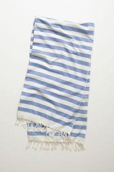 Striped Versilia Beach Towel >>> Anthro