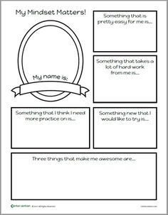 This growth mindset activity will help students think about the idea that we're not born good at something, but rather we get better through practice. Growth Mindset Videos, Growth Mindset For Kids, Growth Mindset Classroom, Growth Mindset Activities, Growth Mindset Posters, Elementary School Counseling, School Social Work, Elementary Schools, Montessori Elementary