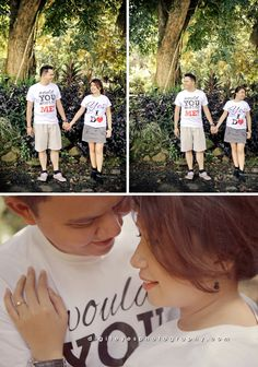 JEFF AND MARJ | Engagement Session Prenup Ideas Prenup Location: Tagaytay… Tagaytay, Engagement Session, T Shirts For Women, Ideas, Fashion, Moda, Fashion Styles, Fashion Illustrations, Thoughts