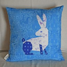 Paper Pieced Bunny Pattern