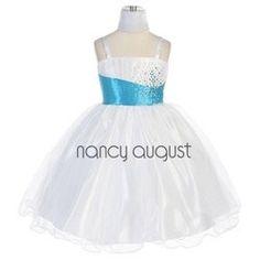 Cute for a flower girl dress wedding-ideas