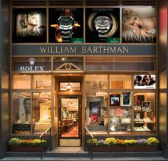 Renowned retailer of the world's finest watches and jewelry in New York City since 1884. Authorized retailer to carry Rolex, Cartier, IWC, Breitling, Tudor, Bulgari, TAG Heuer, Damiani, David Yurman, Roberto Coin, Pandora, de GRISOGONO, Gabriel & Co., Frederique Constant, Raymond Weil, Michele, Dior, Di Modolo, Judith Ripka, Baccarat, and etc.