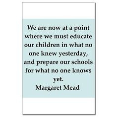 I like physical anthro better than cultural, but Margaret Mead was badass Margaret Mead Quotes, Funny Quotes, Life Quotes, My Philosophy, Tough Day, Quote Posters, Education Quotes, Picture Quotes, Wise Words