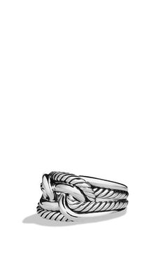 Free shipping and returns on David Yurman 'Labyrinth' Ring at Nordstrom.com. Sterling silver. 13mm wide. By David Yurman; imported.