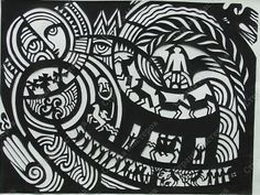 витинанка м. теліженка Paper Cutting, Ukrainian Art, Indigenous Art, Fruit Art, Tampons, Tribal Art, Pattern Art, Doodle Art, Line Art