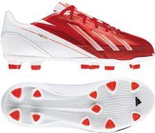 Adidas F50 adizero-Messi (Synthetic) TRX FG Soccer Cleats (Running White/Dark Orange/Black (Messi))    Soccercorner.com