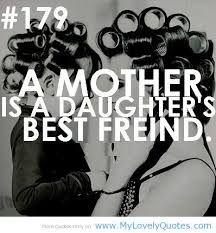 So true love you Mommy!!!