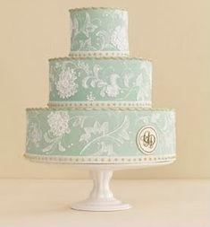 gorgeous cake. Almost too pretty to eat xo