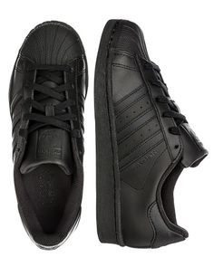 buy popular e8284 ed356 adidas Originals  Superstar Foundation  sneakers - Black