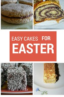 The Ultimate Pinterest Party, Week 144 Easy cake recipes for Easter