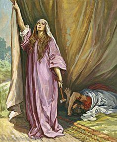 Judges 4: Jael Kills Sisera