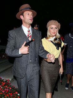 bonnie and clyde costume idea