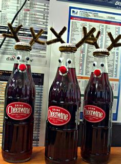 Fun holiday #cheerwine craft #visitsalisburyrowan #visitsalisburync