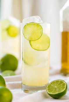 The Best Homemade Margaritas: All-Natural, 3-Ingredients - No sugar so you can sip worry-free!