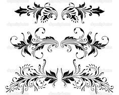 depositphotos_5949818-Ornament-vector-elements..jpg (1024×819)