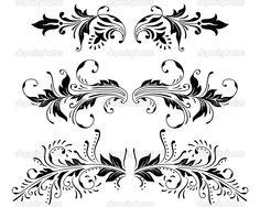 depositphotos_5949818-Ornament-vector-elements..jpg (1024×819)