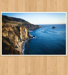 Oversized West Coast Photograph Photo Print by Pockets of Film on Scoutmob Shoppe