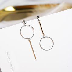 306d513d76509 111 Best Korean Earrrings images in 2019 | Ear Jewelry, Fine Jewelry ...