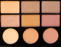 Makeup Revolution Salvation What you Waiting For Eyeshadow Palette Review Swatches FOTD (10)