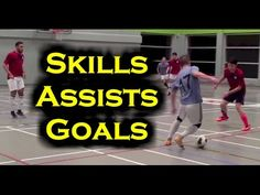 Soccer Game ► Futsal Game ► Progressive Soccer Training