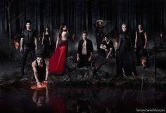 Moda e Eu : Elenco de The Vampire Diaries
