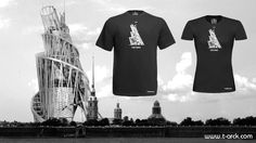 #DISENO #MODA TORRETATLIN #CROWDFUNDING - Camisetas de arquitectura: Torre de Tatlin. Crowdfunding Verkami: http://www.verkami.com/projects/11558-camisetas-de-arquitectura-torre-de-tatlin/